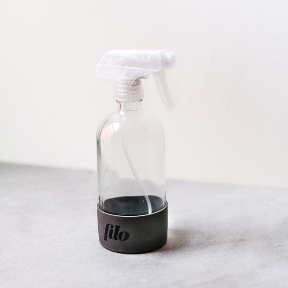 bouteille pour produits ménagers