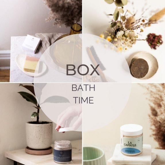 Box bath time