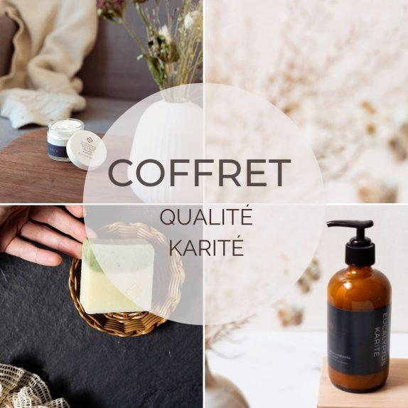 coffret produit Karité