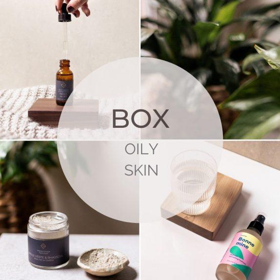Skintype box